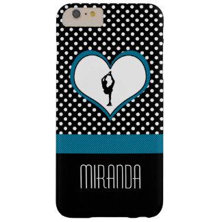 Polka-Heart Skate iPhone 6 Plus Case