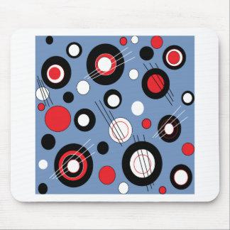 Polka Light Mouse Pad