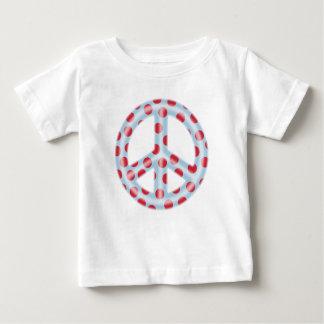 polka-peace-DKT Infant T-shirt