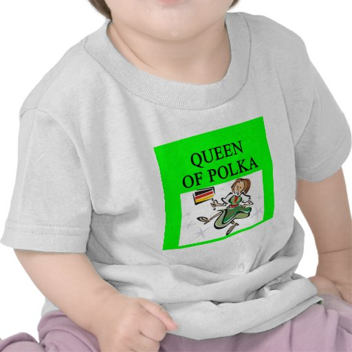 POLKA queen T Shirt