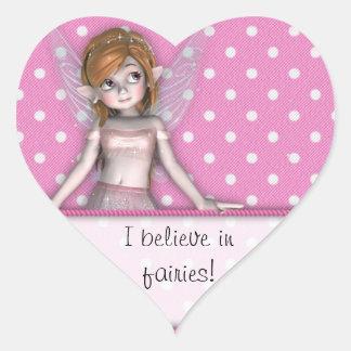 Polkadot Fairy Stickers