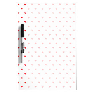 Polkadot My Heart Dry-Erase Board