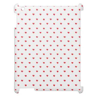 Polkadot My Heart Macaron Case For The iPad 2 3 4