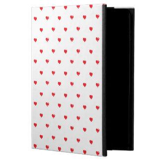 Polkadot My Heart Macaron iPad Air Cases