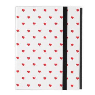 Polkadot My Heart Macaron iPad Covers