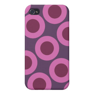 POLKADOTS iPhone 4/4S COVERS