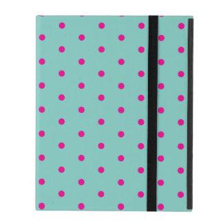 Polkdot Polka dot iPad Case