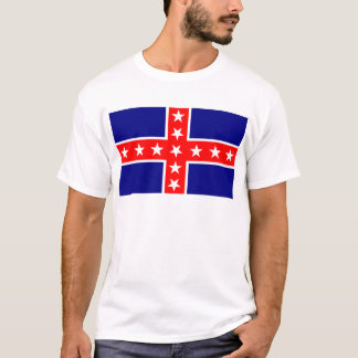 Polk's Flag (First Corps Army of Tennessee) T-Shirt