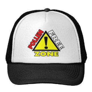 Pollen Free Zone (Hay fever - Allergic Rhinitis) Trucker Hat