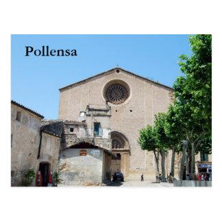 Pollensa Postcard
