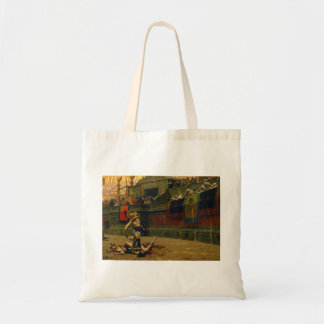 Pollice Verso Turned Thumb by Jean Leon Gerome Bags