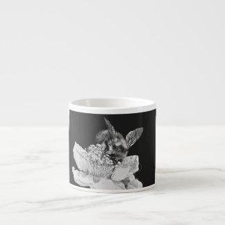 Pollinating Bee Espresso Cup