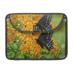 Pollinating Butterfly Sleeve For MacBook Pro