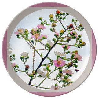 Pollination Dinner Plate