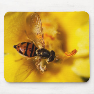 Pollination Mouse Pad