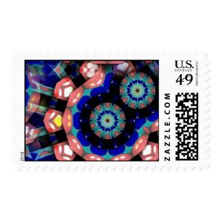 Pollination Postage Stamp