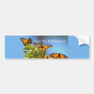 Pollinator Bumper Sticker