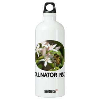 Pollinator Inside (Bee On White Flower) SIGG Traveler 1.0L Water Bottle