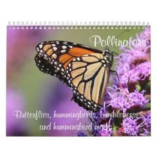Pollinators Calendar