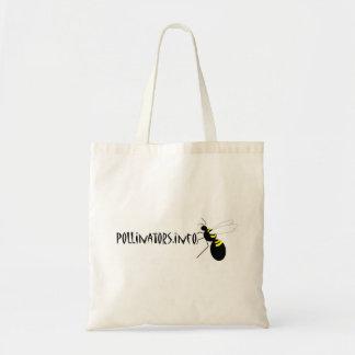 pollinators.info tote 2 tote bag