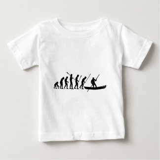 Polling Evolution Baby T-Shirt