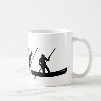 Polling Evolution Coffee Mug