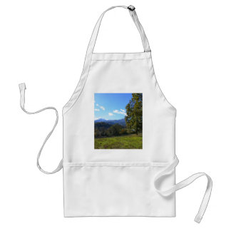 Pollino National Park Adult Apron