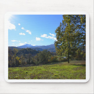 Pollino National Park Mouse Pad