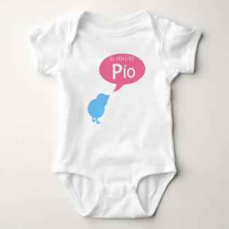Pollito Baby Bodysuit