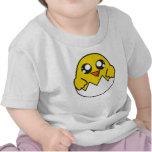 Pollito Camisetas
