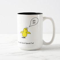Pollito Mug