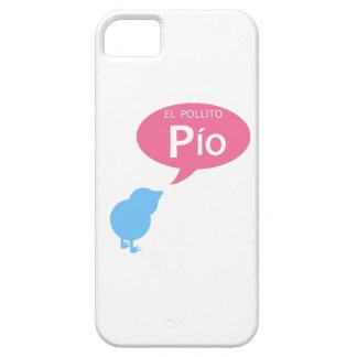 Pollito Pio iPhone 5 Cárcasa