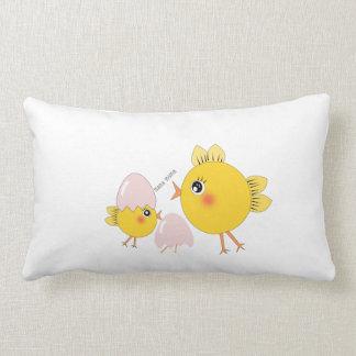 pollitos almohadas