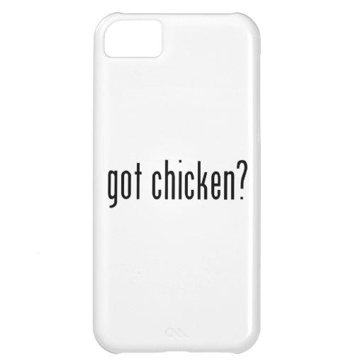 ¿pollo conseguido?