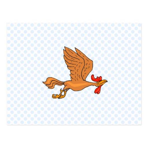 Pollo de Chachi Tarjetas Postales