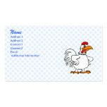 Pollo de Charmichael Tarjeta De Visita