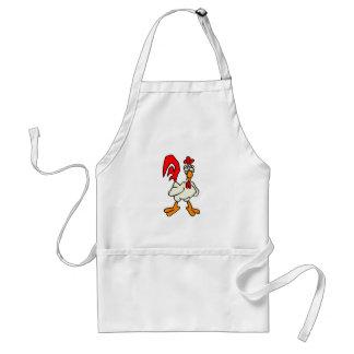 Pollo de Chiggy Delantales