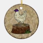 Pollo de la cadera, ornamento adorno de reyes