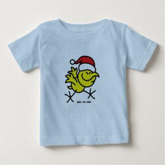 Pollo de las Felices Navidad Tshirt