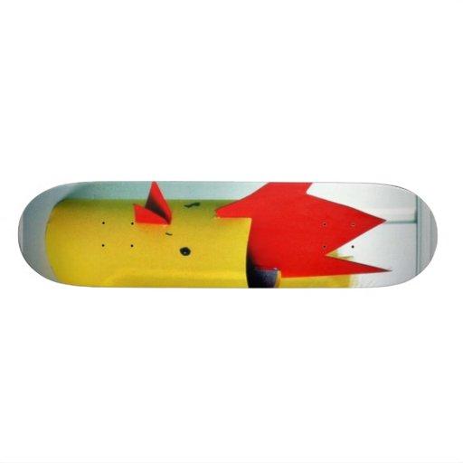Pollo de Pascua Tabla De Skate