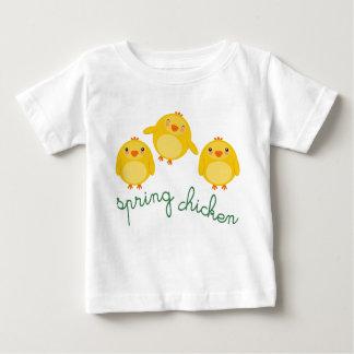 POLLO de PRIMAVERA - camiseta Playeras