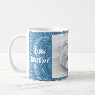 Pollo del cisne del feliz cumpleaños