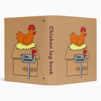"""Pollo divertido de la casa de Chook en dibujo anim Carpeta 1"""""""