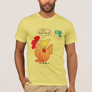 Pollo divertido del camisetas el | del pollo +
