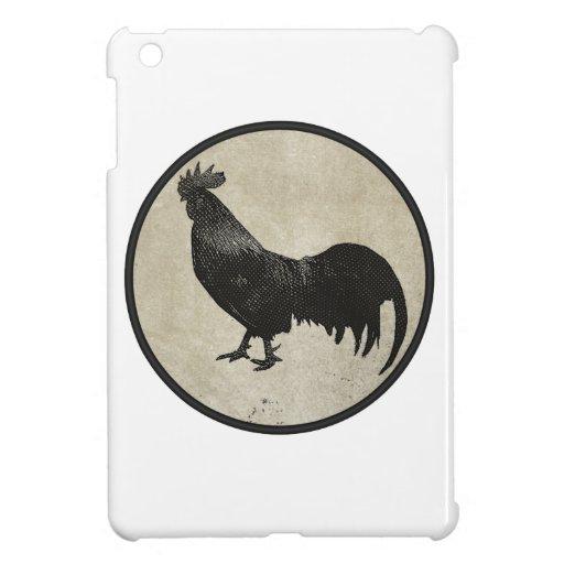 Pollo francés iPad mini cárcasa