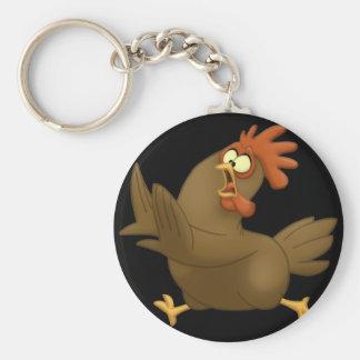 Pollo Llaveros Personalizados
