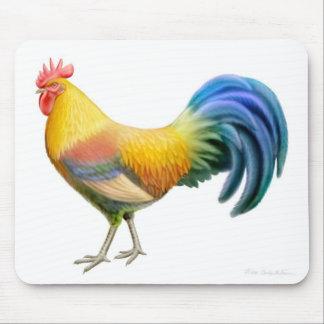 Pollo Mousepad del gallo de Ardenner Alfombrilla De Raton