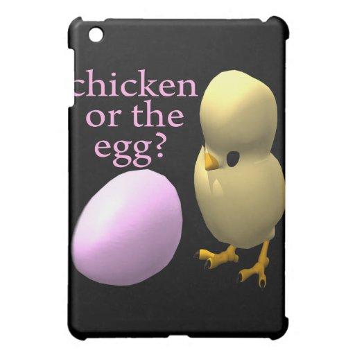 Pollo o el huevo
