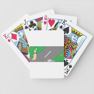 Pollo Road.jpg Baraja Cartas De Poker