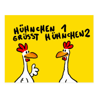 Pollo Postales